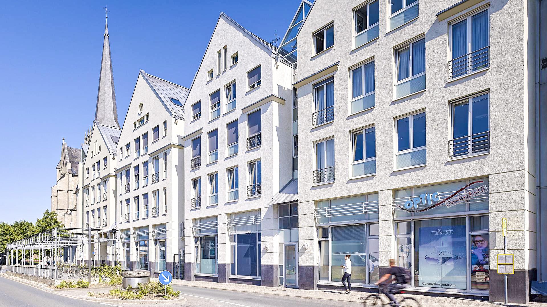Fassadensanierung TrappzeileGroßer Markt46483 Wesel